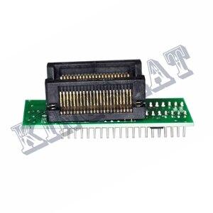 Image 4 - Tnm sop44 para dip40 programador adaptador/conversor/ic soquete para tnm5000 e tnm2000 nand flash programador