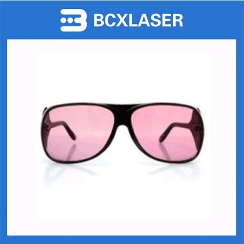 Newly Designerhigh quality 10600nm protecive wavelength CO2 Laser Safety Glasses laser safty goggles price ep co2 protection laser goggles safety glasses eyewear for 10600nm co2 od5