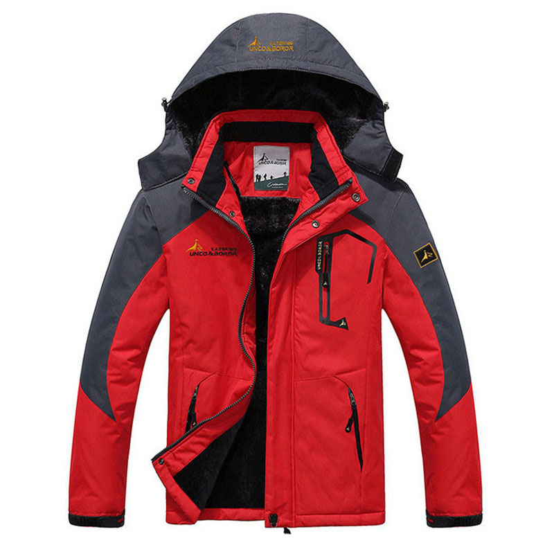 Winter Jacket Men  Hooded Male Jackets  1