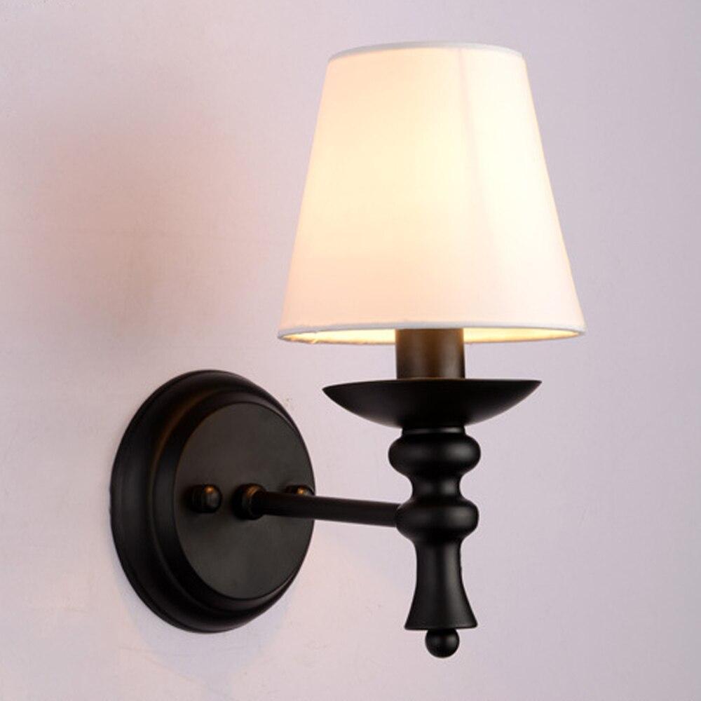 Wall Sconces For Bedside : ?American village style ? retro retro wall lamp aisle corridor sconce sconce entrance balcony ...