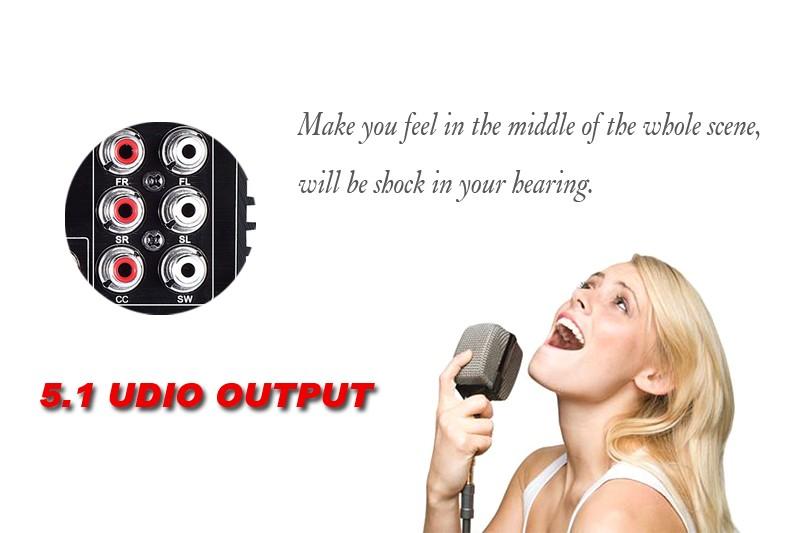 US $229 0  Midi/DVD Karaoke Player With Digital Recording 38k Karaoke songs  DMD 8000 Home Midi Karaoke Machine With USB/SD Reader-in Karaoke Player