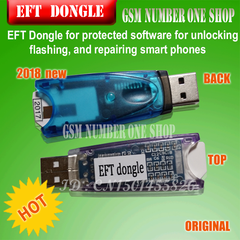 EFT Dongle eft dongle Easy Firmware Team Dongle for protected software for unlocking flashing and repairing