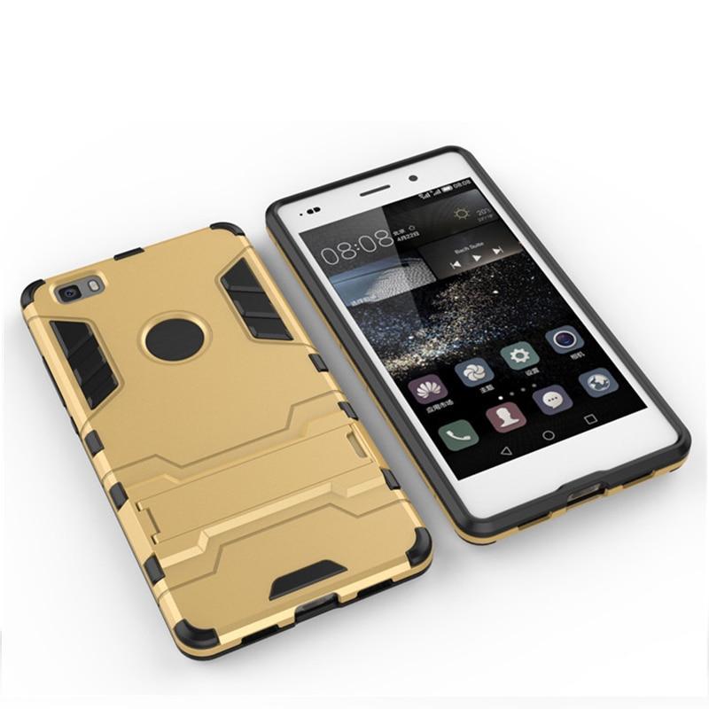 Untuk Huawei p8 lite kasus telepon, Silikon shell, Melindungi armor - Aksesori dan suku cadang ponsel - Foto 6