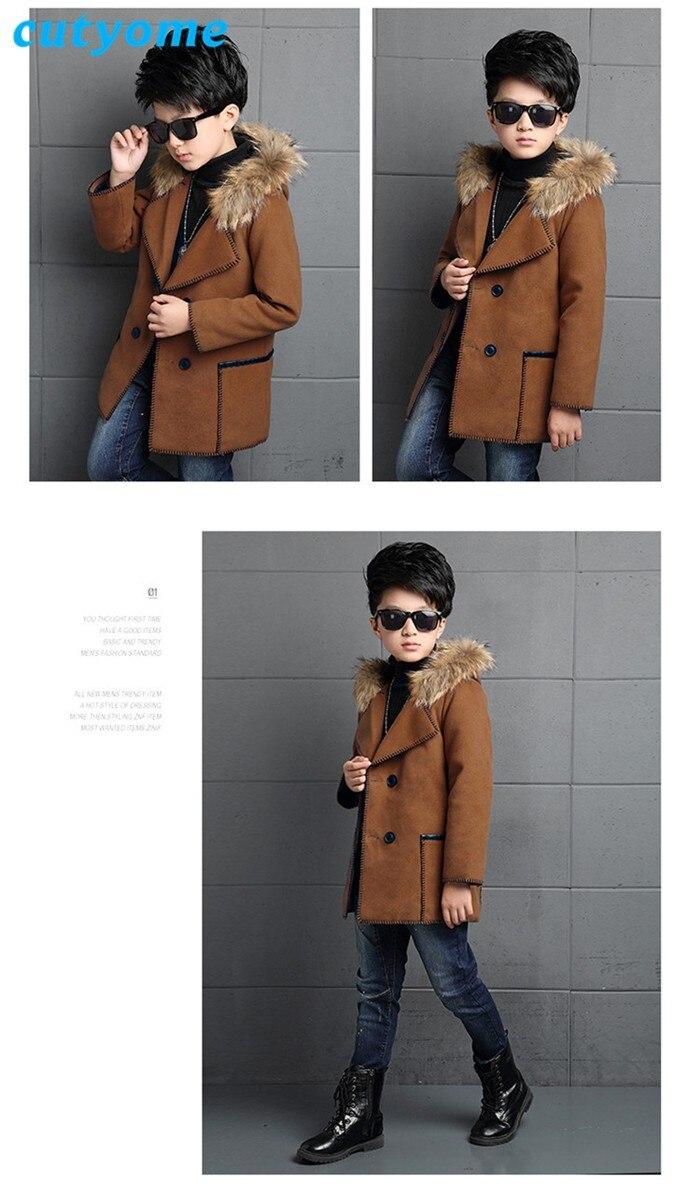 fashion wool coats for kids07