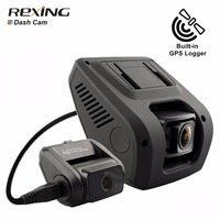 Rexing V1LG, 1080p+720P Front Rear Dual Camera, GPS,Car Dvr,Dash Cam,Wide Angle, Night Vision