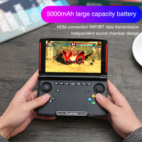 For Powkiddy X18 Andriod Handheld Game Console 5.5 inch Touch Screen MTK8163 quad core 2G RAM 16G ROM Video Handheld Game Player