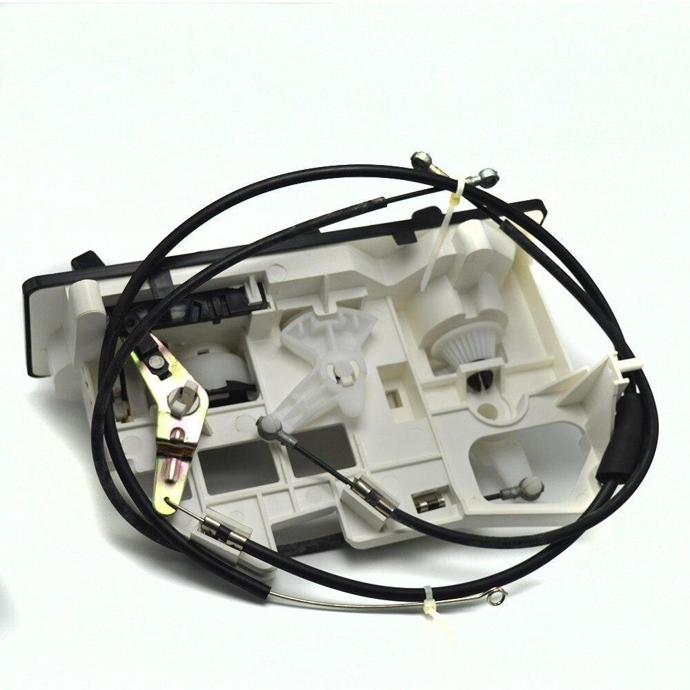 Nouveau panneau de commande/contrôle de climatisation master A/CHeater de haute qualité pour Mitsubishi Pajero V31 V32 V33 MB657317 - 2