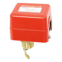 SPDT G3/4 Port 1 100C Liquid Water Flow Control Switch Flowmeter 10Bar 5A 250V HFS 20