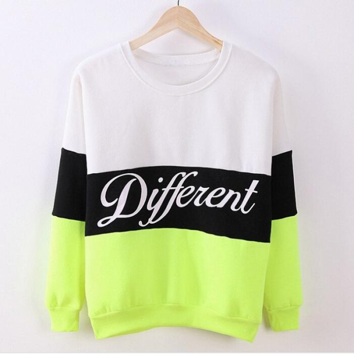 Women Sweatshirt And Ladies Love Printed Casual Pullovers Girls Long Sleeve Spring And Autumn Plus SizeTY66 7