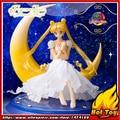 Оригинал Bandai Tamashii Наций Figuarts Нулевой Chouette Sailor Moon Кристалл Фигурку-Принцесса Серенити