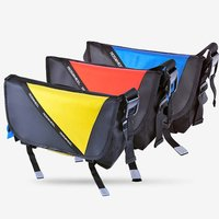 Bicycle Bike front Bag Cycling Riding Travel Outdoor Pouch Waterproof Messenger Bag Shoulder Bag 3 Colors