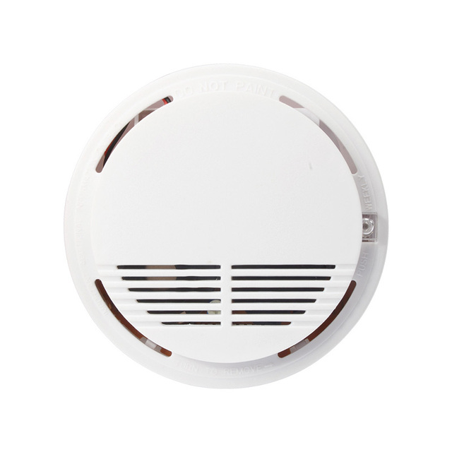 meisort Sensitive Smoke Detector Home Security Protection