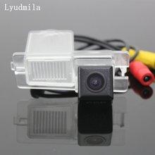 Lyudmila Wireless Camera For SsangYong Korando 2010~2016 Car Rear view Camera HD CCD Night Vision Back up Reverse Parking Camera ram pickup back up assist reverse aid camera