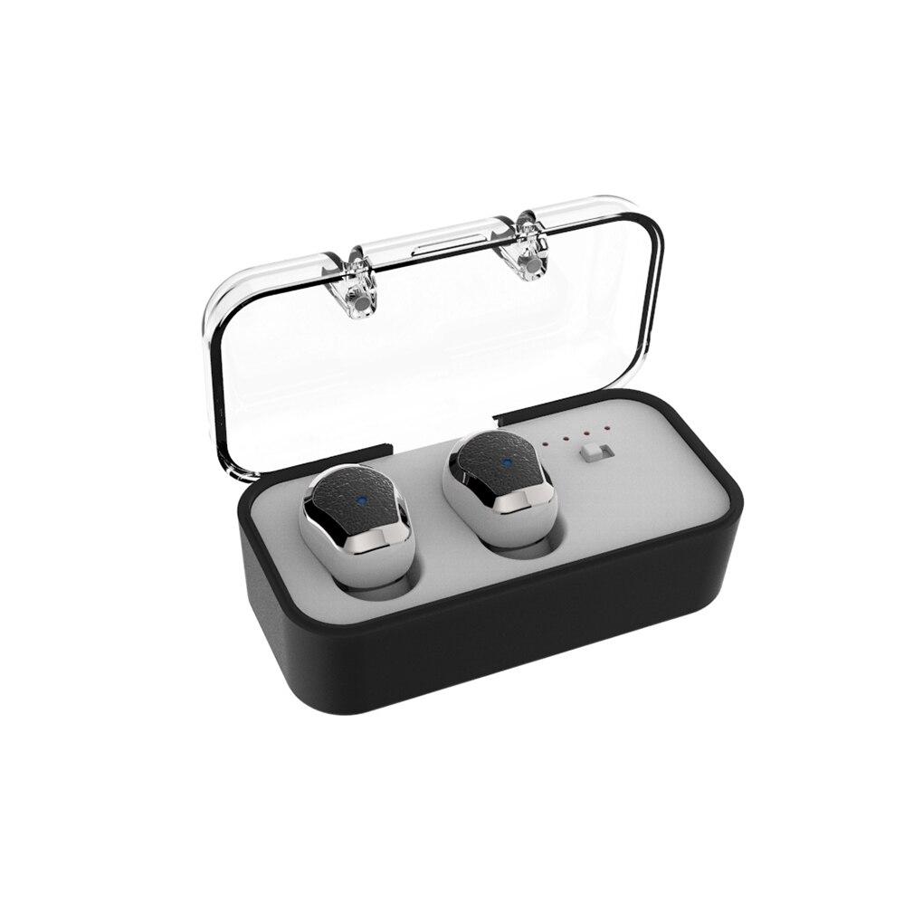 Mini Wireless Earbuds TWS Bluetooth 4.1 Wireless Stereo Earphones Headset in Ear with Charging Box Power Bank fashionable s2 2 in 1 power bank mini wireless bluetooth 4 1 outdoor sport headset earphones stereo waterproof ip67