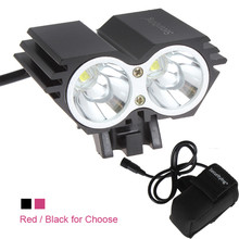 Sales Big Sale! Securitylng 1200 Lumens 2x XM-L U2 LED Bicycle Light & 4000mAh Battery Pack