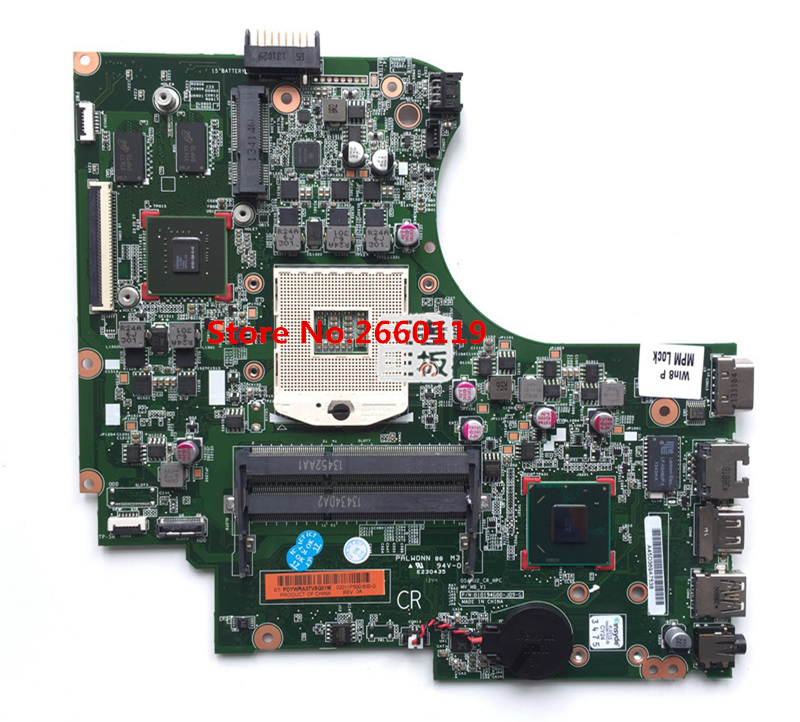 Laptop motherboard for 15-D 250 G2 752406-001 748839-001 mainboard Fully tested цена