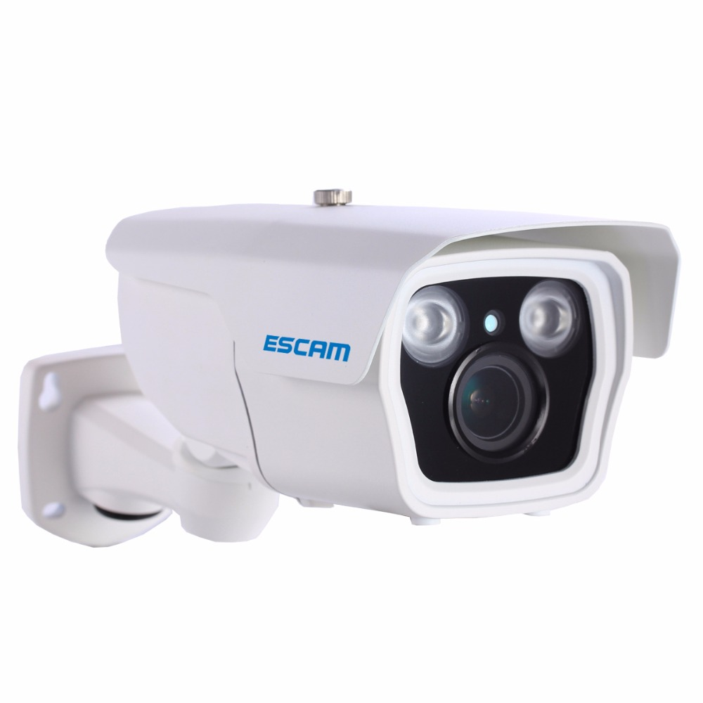 цены ESCAM Q1039   HD 1080P 1/2.5'' CMOS  Onvif 3-12mm Auto 4X  Zoom P2P IR RangeWaterproof Home Outdoor Security  IP Camera CCTV