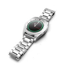 NO.1 G6 Bluetooth 4.0 MTK2502 Smart Watch With Metal Case Heart Rate Monitor 380mAh for Android iOS