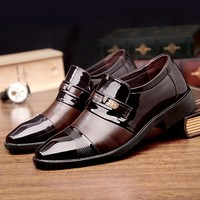 Formal Leather Shoes - Plush Plus 2