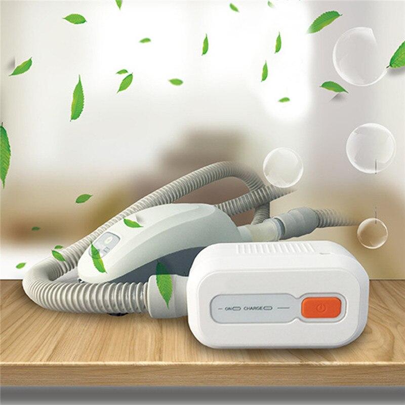 USB De Charge Désinfectant Stérilisateur Ventilateur CPAP APAP Auto CPAP BPAP Désinfecteur 2000 mah Sommeil Instrument Apnée Anti Ronflement