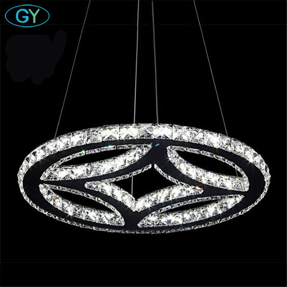 Modern 63W D50cm LED chandelier Chrome K9 crystal lustres para sala de jantar lamp lamparas de techo luminaire for dining room electric skateboard longboard with remote controller four wheels electric scooter gyroscoot scooter overboard unicycle