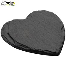 10cm Rock Cup Mat Bar Natural Board Stone Anti-Skid And Thermal Insulation Mats