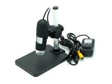 Cheaper New Model New Design  1-50X/800X  AV Digital Microscope CMOS Borescope Suitable For Circuit Board Inspection