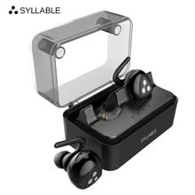 Syllable d900mini bluetooth v4.1 auricular fone de ouvido bluetooth auriculares bajo fuerte para iphone 7 & 7 plus/xiaomi/samsung