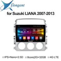 for Suzuki Liana 2007 2008 2009 2010 2011 2012 2013 Android Unit Car dvd Stereo Multimedia Radio player Audio GPS Navigator TPMS