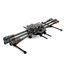 Four-axis white 380 260 330 450 550 680 Y3 90mm frame rack for RC Racing Drone Quadcopter free shipping