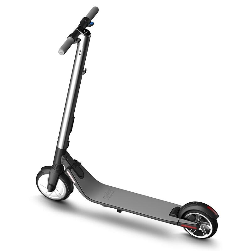 Ninebot Kickscooter Es2 Es4 Smart Elektrische Roller Faltbare Leichte Lange Bord Hoverboard Skateboard 25 Km Mit App Geeignet FüR MäNner Frauen Und Kinder Roller