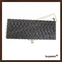 Original Black IT Italian Keyboard Replacement For Apple Macbook 13 3 A1181 Italy Language Keyboard Without