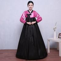 9 colors korean traditional dress hanbok korean national costume asian clothing korean costumes wedding dress palace cosplay