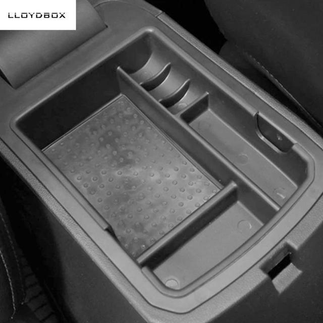Automóveis para Chang Uma CS35 organizador caixa de armazenamento de apoio central de braços carro acessórios carro styling