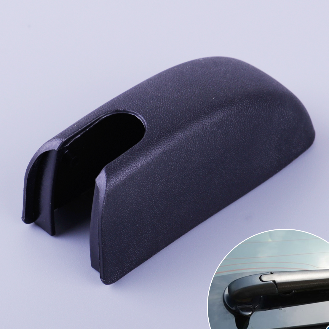 beler Car Auto Styling Accessories Repair Part 85292-35010 Rear Windshield Wiper Arm Nut Cover Cap Plastic-in Windscreen Wipers