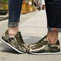 2016 Men Casual Shoes High Quality Fashion Women Desert Digital Camouflage Military Shoes Breathable Men Shoes zapatillas hombre