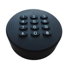 Economic unique 8 digits combination electronic lock
