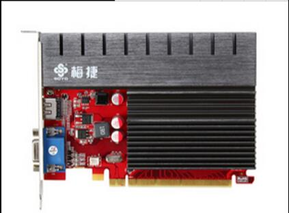 ФОТО For Soyo HD5450 for AMD 1G 64bit DDR3 new original independent video memory card
