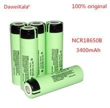 Free shopping!!! DaweiKala 100% D'origine 3.7 V RCN 18650B 3400 mAh Rechargeable Batteries 18650 Batterie/Puissance Banque/lampe de Poche