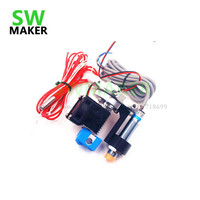 SWMAKER M4 Delta Kossel Mini 3D printer Effector extrusion hotend kit with Inductive Proximity Sensor auto leveling 1.75/3mm