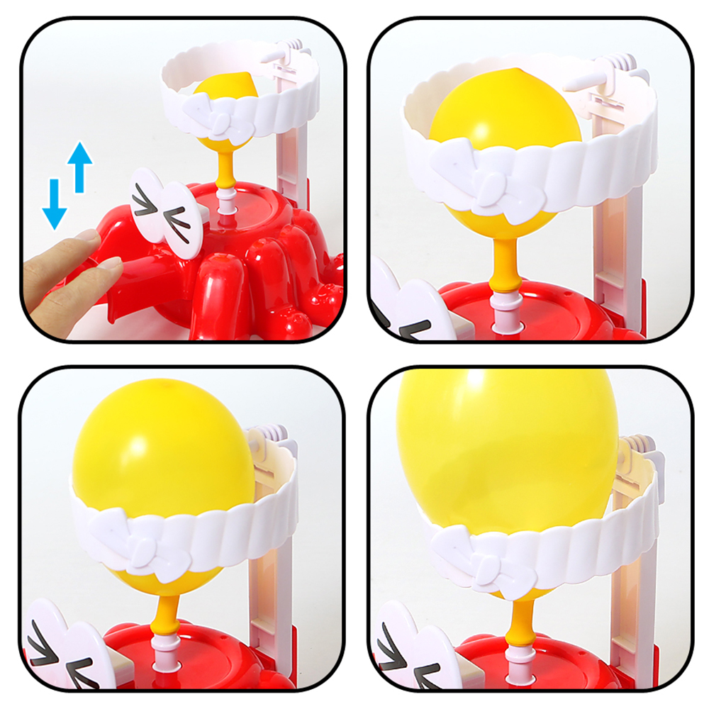 Party Octopus Boom Balloon Crazy Funny Explode Game Plastic Friendly Interactive Funny Game Gathering