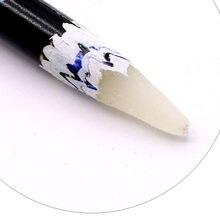 1 pc profissional cera pontilhar caneta diy arte do prego strass gemas escolher ferramentas de cristal caneta lápis facilmente pegar caneta manicure