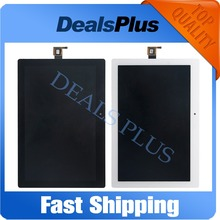 Замена Новый ЖК-дисплей Дисплей Сенсорный экран сборки для Lenovo Tab 2 A10-30 YT3-X30 X30F TB2-X30F X30 A6500 Черного цвета; Бесплатная доставка