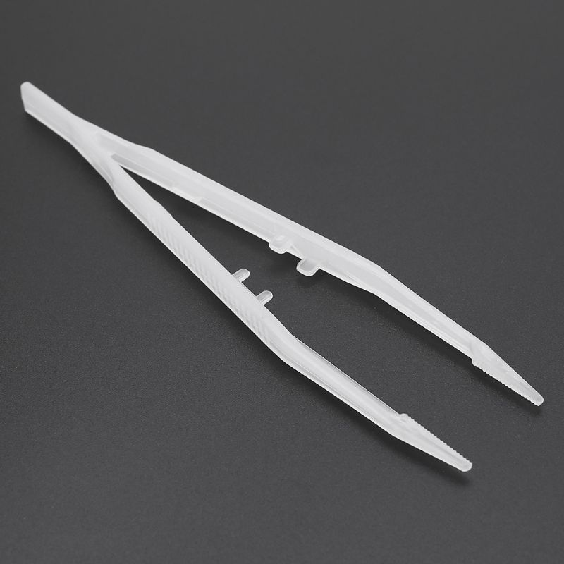 Reptile Tweezers Noctilucence Clip Feeding Tongs Live Food Feeding Clamp