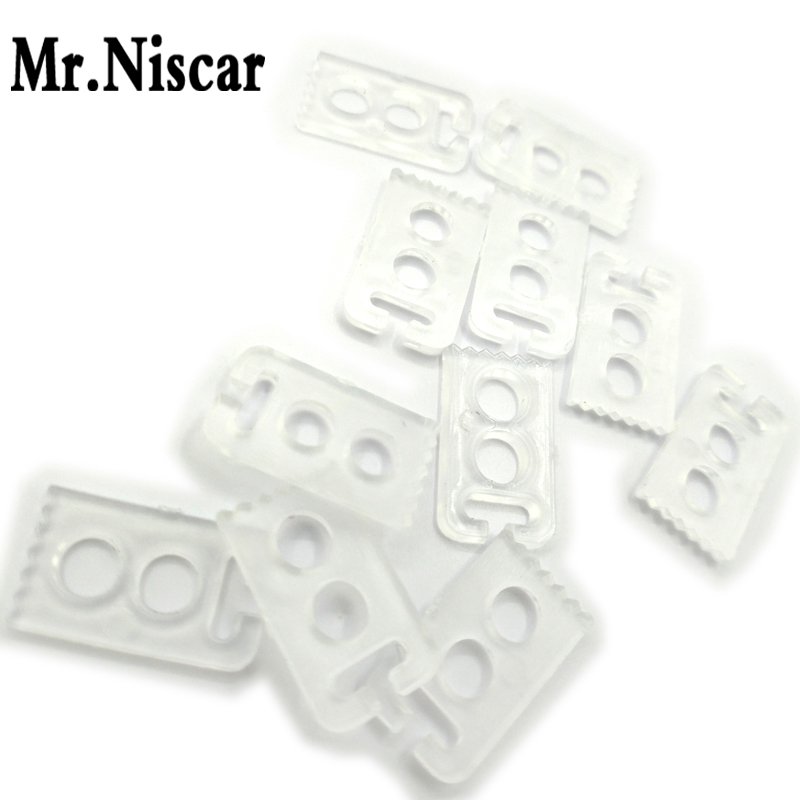 Mr.Niscar 1 Sets/4 Pcs Shoelaces Flat Anchor Shoe Accessories Creative Elastic No Tie Shoe Laces Buckle Shoelace Transparent цена