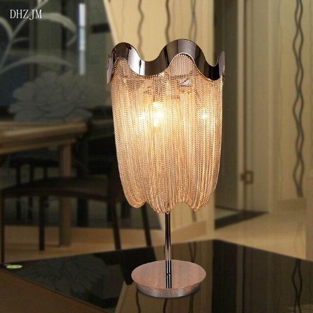 Europäischen Hersteller Supply Chain Aluminium Lampe Italien Quaste Led  Lampe Von Einrichtungs Ort Lampe Led