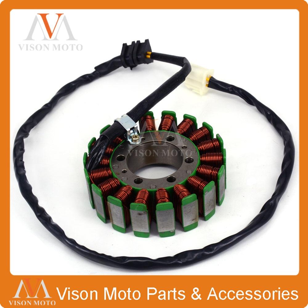 Motorcycle Generator Magneto Stator Coil For HONDA VFR800 VFR800F VFR 800 800F 1998 1999 2000 2001 98 99 00 01