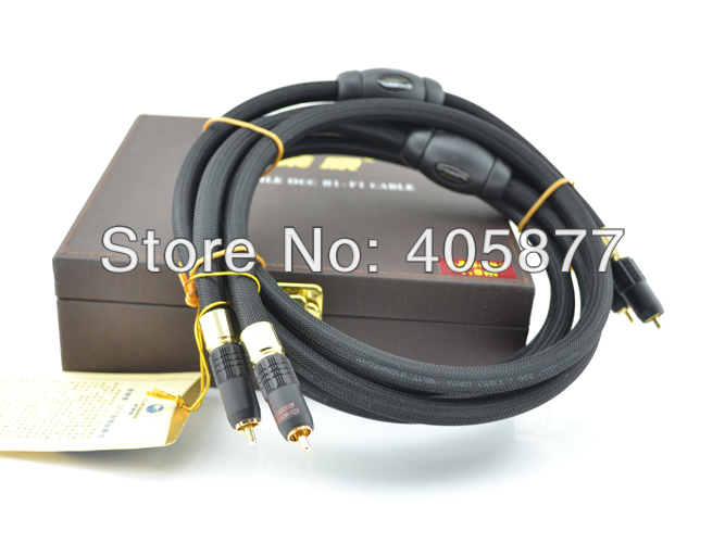 Choseal AA 5401 OD10mm 1.5m Audiophile hifi OCC audio Cable without original box free dhl 100% original new hifiman edition x v2 planar magnetic audiophile headphones for hires dsd audio