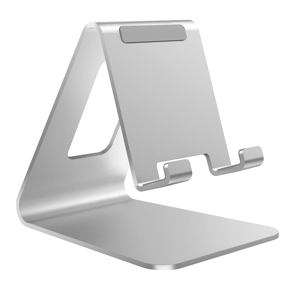 Mobile Phone Accessories Symbol Of The Brand Nulaxy Mobile Phone Holder Stand Aluminium Alloy Metal Tablet Stand Universal Desk Holder For Iphone X/8/7/6/5 Plus Samsung Smoothing Circulation And Stopping Pains Cellphones & Telecommunications