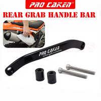 CNC Rear passenger grab rail Handle for  SX SX-F EXC XC-W XC-F EXC-F 125 200 250 300 350 450 500 motocross dirt bike parts